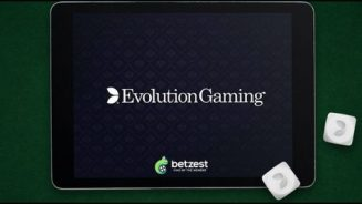 Betzest.com launches live-dealer service with Evolution Gaming Group AB