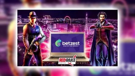 Online operator Betzest's most recent partnership sees it go live with Red Rake Gaming