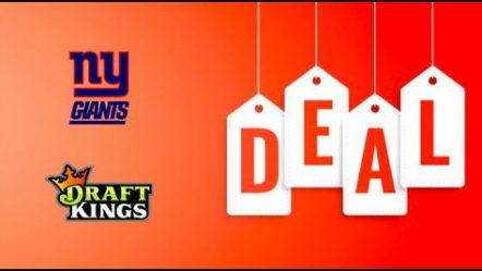 DraftKings Incorporated inks New York Giants sportsbetting alliance