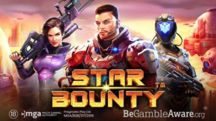 Pragmatic Play launches new sci-fi themed video slot Star Bounty