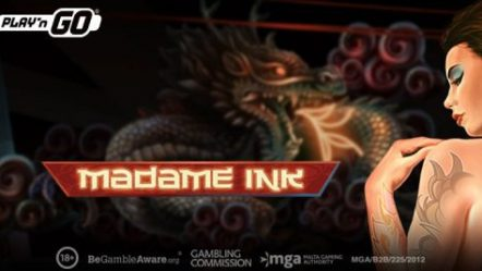 Play'n GO gains inspiration from real tattoo designs to create Madame Ink online slot game