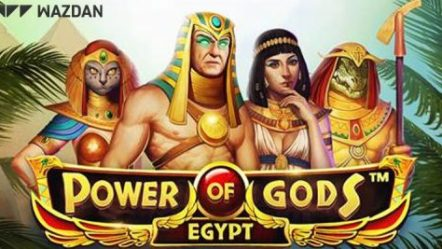 Wazdan unleashes the second slot from the Power of Gods series: Power of Gods: Egypt