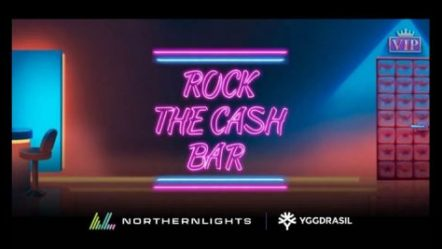 Yggdrasil and Northern Lights release new Rock the Cash Bar online slot game