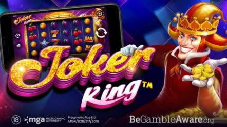 Pragmatic Play introduces the brand-new fruit-style online slot Joker King