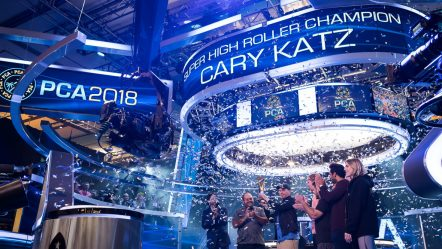 Cary Katz Wins 2018 PCA $100K Super High Roller for $1.5 Million, Snuffing Out Final Table Favorite Bryn Kenney