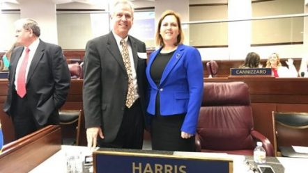 Nevada Sen. Becky Harris to head Gaming Control Board
