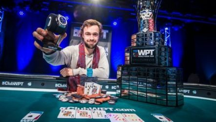 Ole Schemion wins first WPT title during European Championship