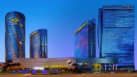 Senior management reshuffle at Melco Resorts and Entertainment Limited