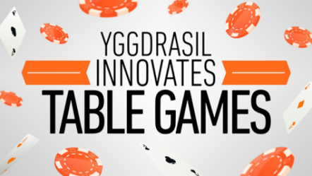 Yggdrasil Gaming Limited to launch table games