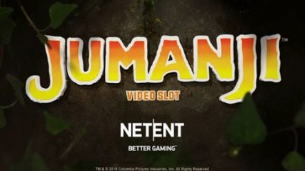 NetEnt to launch Jumanji video slot in collaboration with Sony Pictures Entertainment