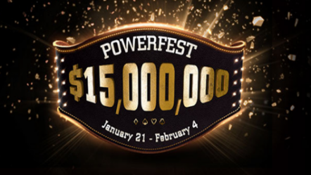 Partypoker Powerfest in full swing