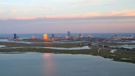 Atlantic City casinos experienced a disappointing February