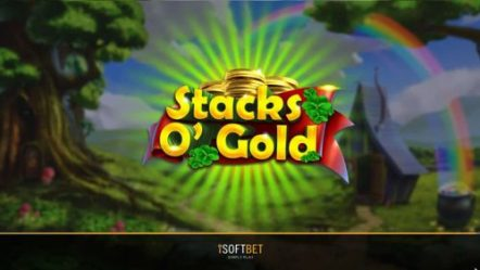 Race to the end of the rainbow with iSoftBet's latest video slot