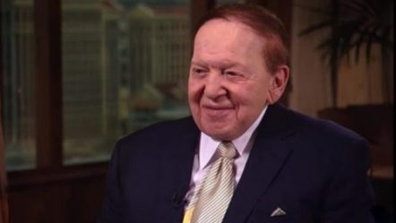 Adelson reigns as king on Forbes list of wealthy gaming investors