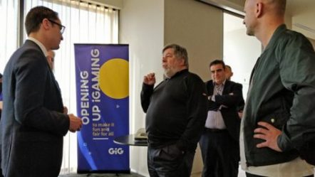GiGsters Connect welcomed Steve Wozniak