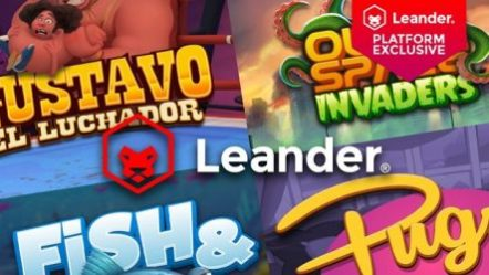 PearFiction Studios pens content deal with Leander Games.