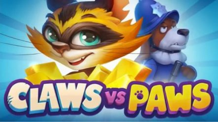 Playson announces launch of Claws vs. Paws slot game