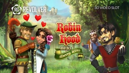 Revolver Gaming launches Robin Hood and his Merry Wins slot game