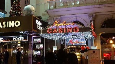 A&S Leisure Group Limited sells Napoleons Casino London