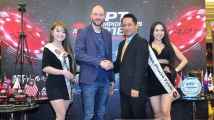 Asian Poker Tour partners with CoinPoker