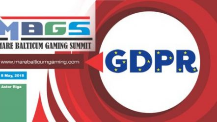Mare Balticum Gaming Summit to offer GDPR panel event