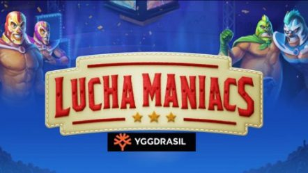 Yggdrasil Gaming announces new slot game Lucha Maniacs