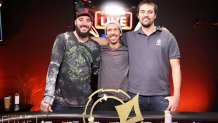 Taylor Black wins Main Event of partypoker LIVE MILLIONS North America