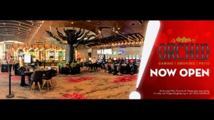 Maryland's only smoking & gaming patio opens at Maryland Live! Casino