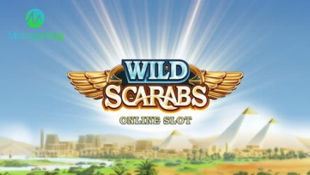 Microgaming rolls out its latest online slot in Wild Scarabs