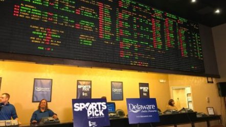 Delaware begins offering single-game sports wagering