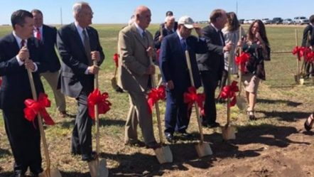 Shawnee Tribe breaks ground on Oklahoma casino
