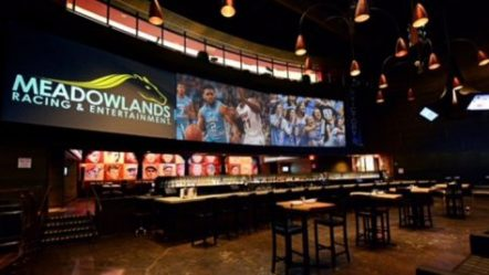 Meadowlands Racetrack's new sportsbook proves popular