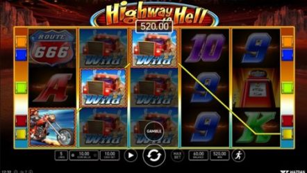 Wazdan puts a DELUXE spin on Highway to Hell