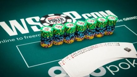 Galen Hall Earns $888 Crazy Eights Title