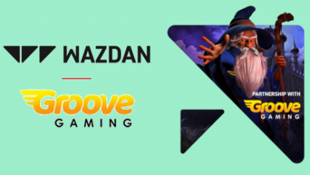 Wazdan content coming to Groove Gaming Limited