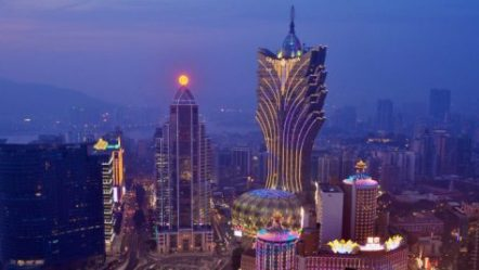 Macau records 8% rise in half-year tourist numbers