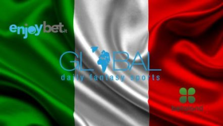 Global DFS Inc. adds Enjoybet and Betaland to its Italian DFS Network