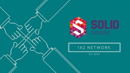 1X2 Network inks Solid Gaming partnership