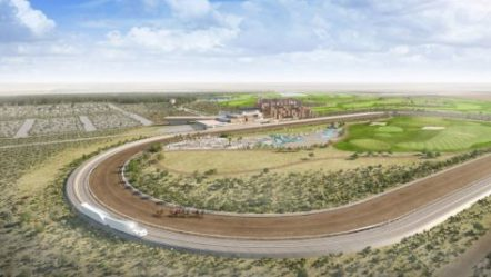 Destination casino resort proposal for eastern New Mexico