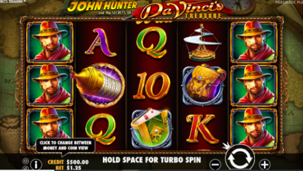 Da Vinci's Treasure Casino Network to host two promotions this September