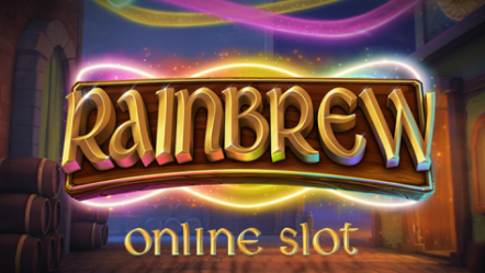 Microgaming adds new Rainbrew slot title by Just For The Win