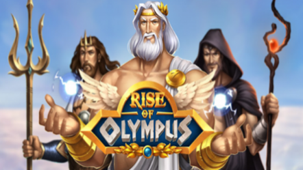 Play'n GO announces new Rise of Olympus slot game
