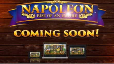 Blueprint Gaming releases new Napoleon—Rise of an Empire slot game