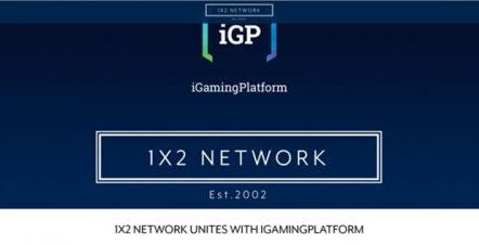 1X2 Network agrees content deal with iGamingPlatform