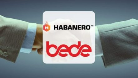 Habanero agrees deal with Bede Gaming