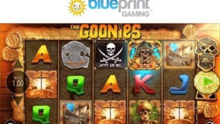 Blueprint Gaming announces The Goonies slot based on the hit 80's film