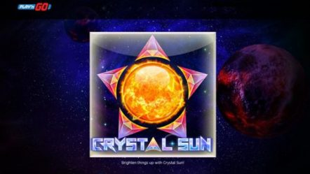 Play'n GO launching new Crystal Sun slot featuring innovative wilds
