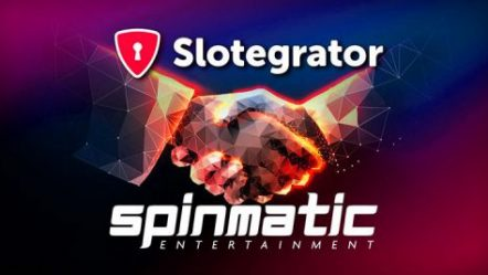 Slotegrator Limited inks Spinmatic Entertainment integration deal