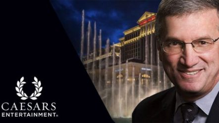 Caesars Entertainment Corporation names new Chief Executive Officer