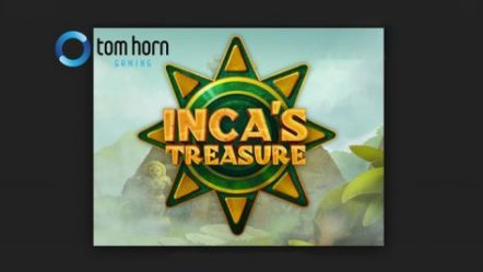 Inca's Treasure unveiled by Tom Horn Gaming Limited